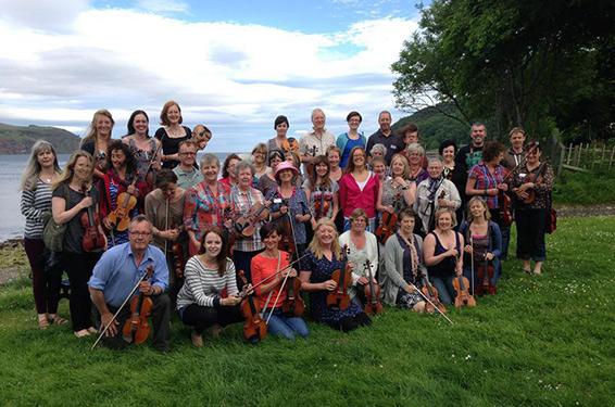 Fiddle Festival 2015